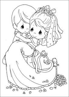 Dibujos tiernos para imprimir